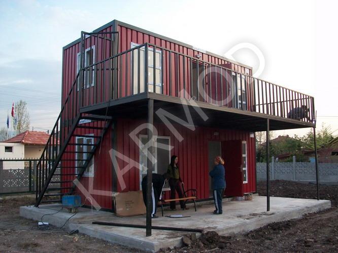 Konteyner evler, konteyner ev fiyatları, konteyner ev ölçüleri